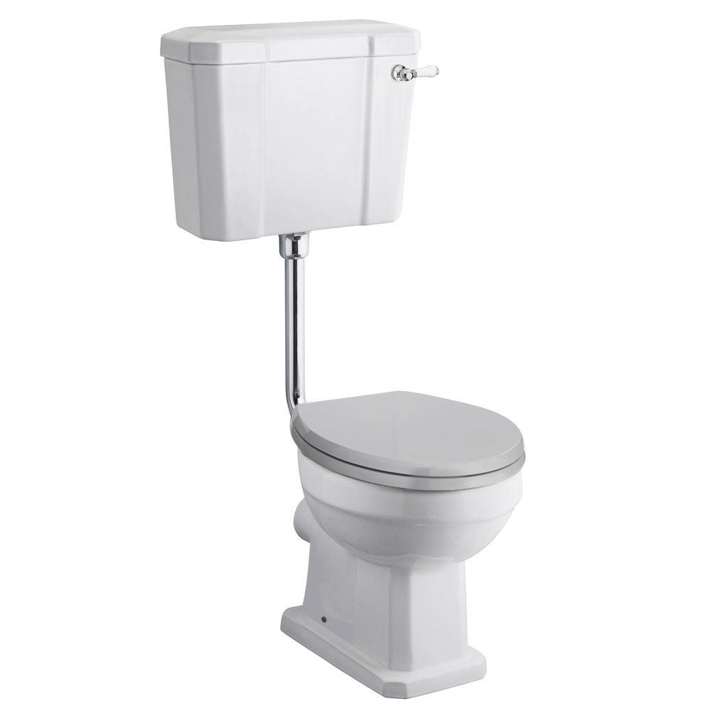 Richmond Traditional Low Level Close Coupled Toilet