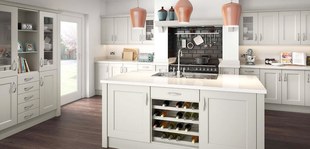 Portland Kitchen Range