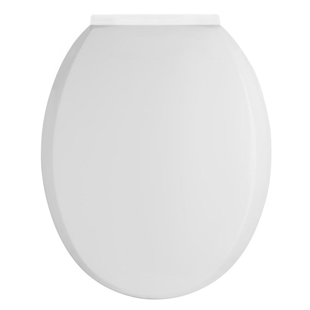 Top Fix Standard Round Soft Close Toilet Seat