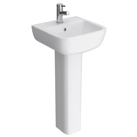 Series 600 Basin & Pedestal