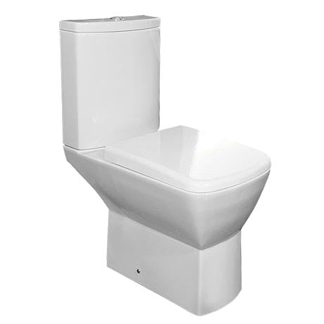 Summit Close Coupled Toilet