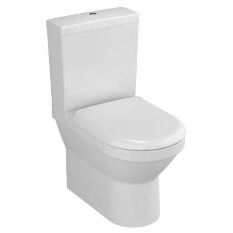 S50 Close Coupled Toilet (Compact)