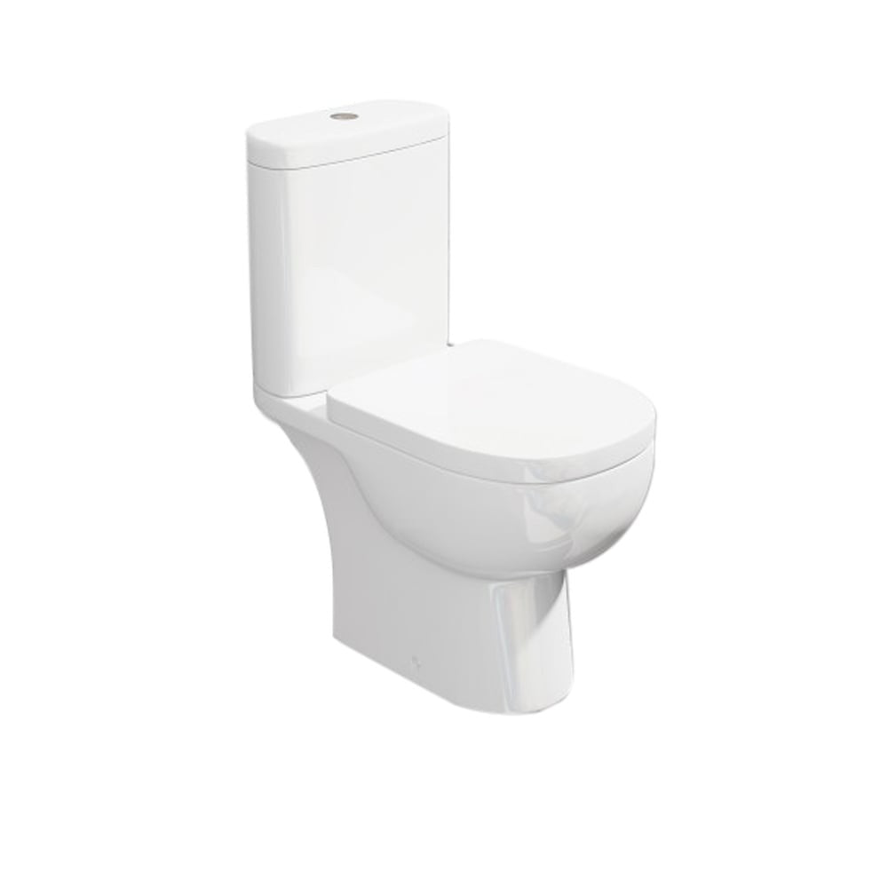 Synergy Tilly 625mm Close Coupled Toilet
