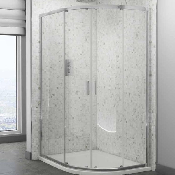 Seis Offset Quadrant Shower Enclosure