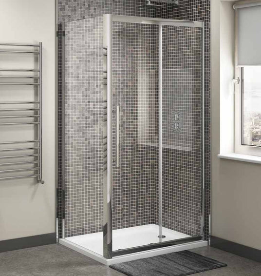 Cass Eight Easy Clean Sliding Door