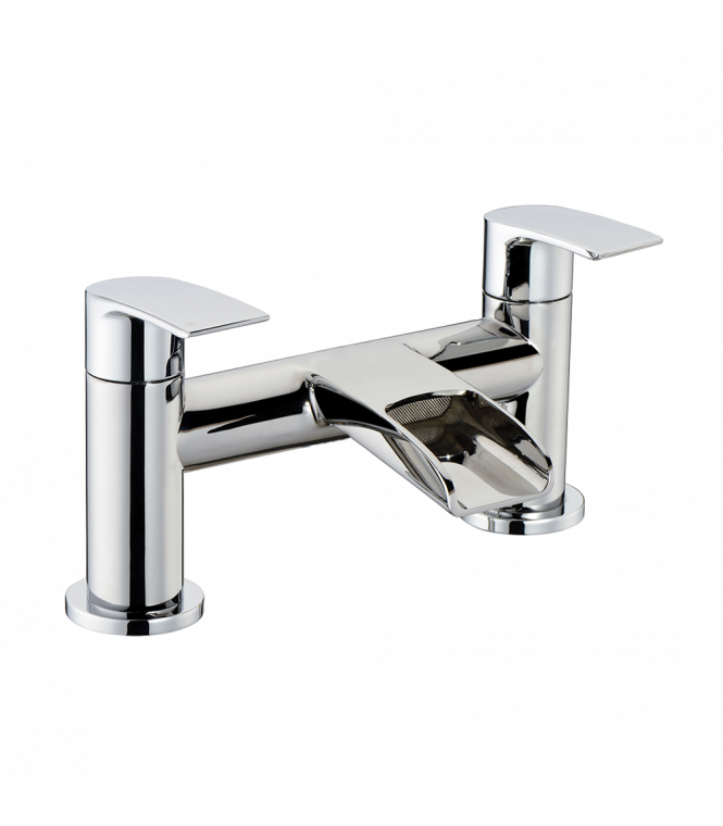 Merion Two Lever Bath Filler