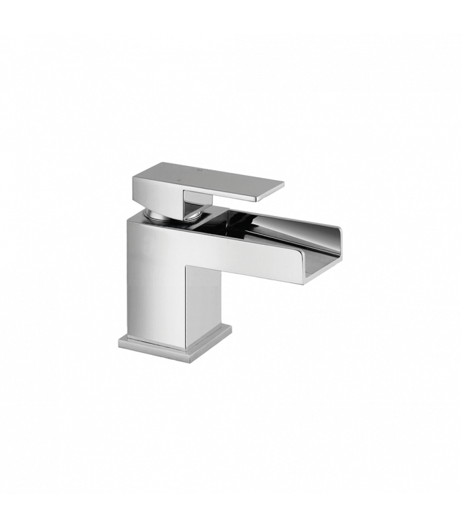 Warley Mini Single Lever Mono Basin Mixer (No Waste)
