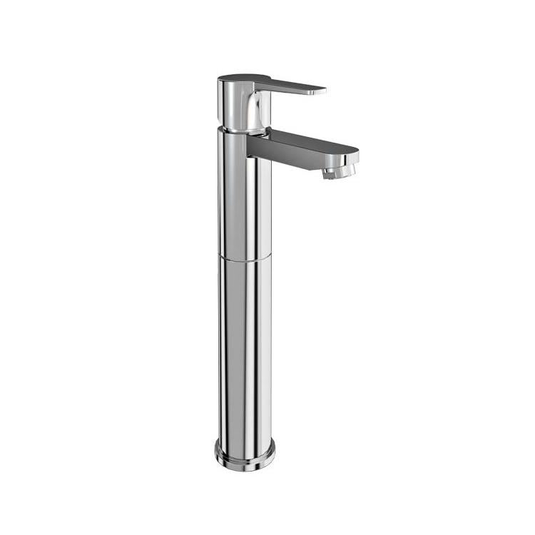Crystal Tall Basin Mixer Tap
