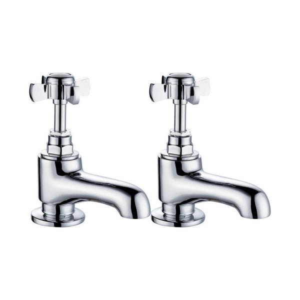 Royal Traditional Basin Taps (Pair)