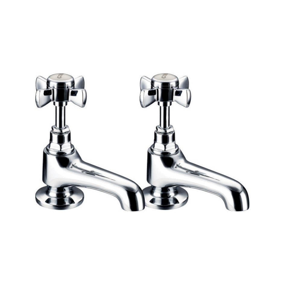 Royal Traditional Bath Taps (Pair)