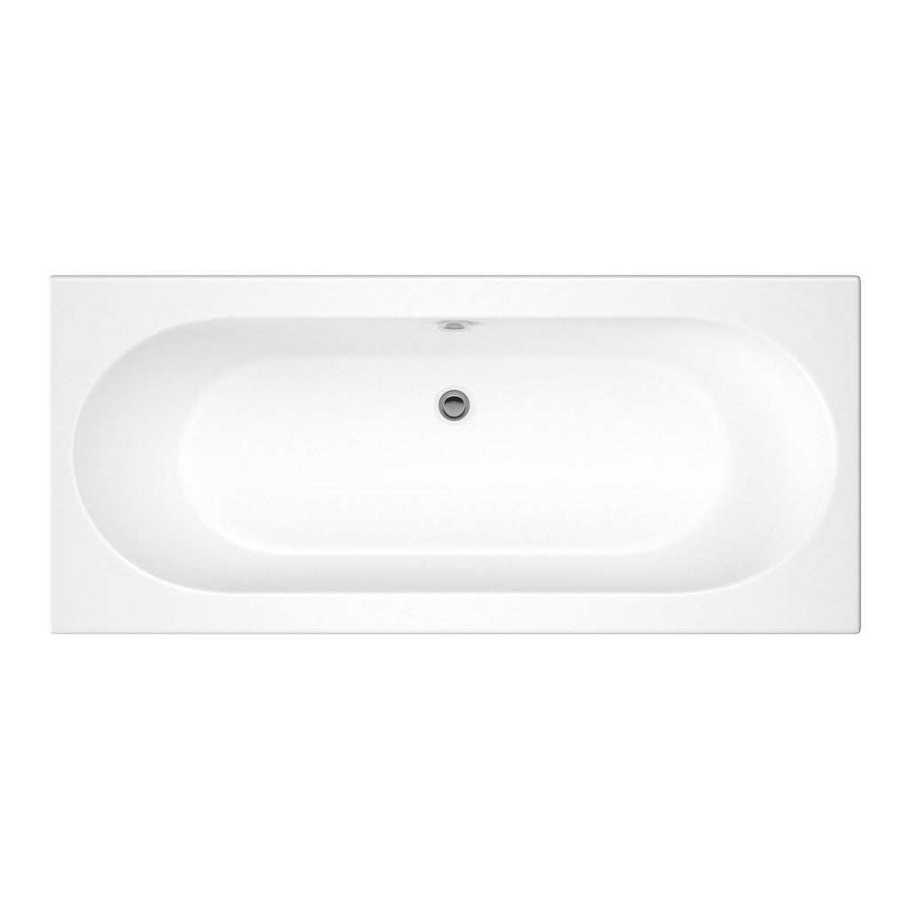 Edinburgh Freestanding Double Ended Bath - 1700, 1800mm