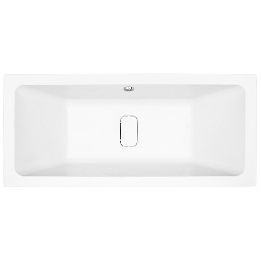 Solarna Linear Double Ended Bath - 1700, 1800, 1900mm