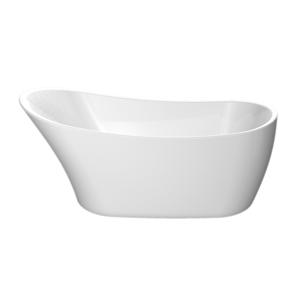 Rosa Slipper Freestanding Bath - 1660mm