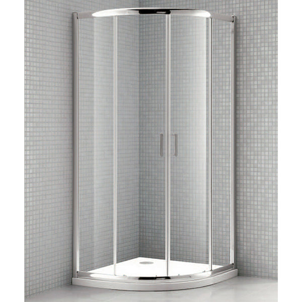City 6mm Plus Equal Quadrant Shower Enclosure