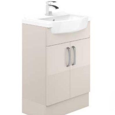 Avalon Cashmere 600mm Basin Unit