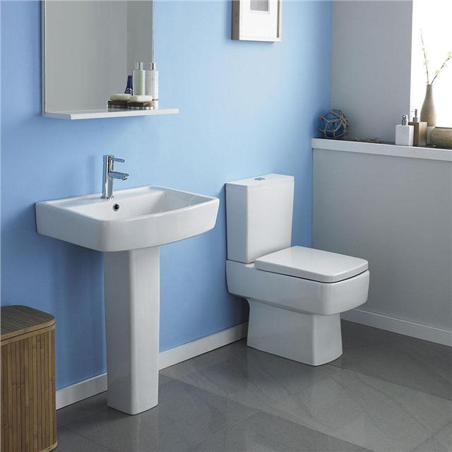 Bliss P Shaped Bathroom Suite (RRP £887)