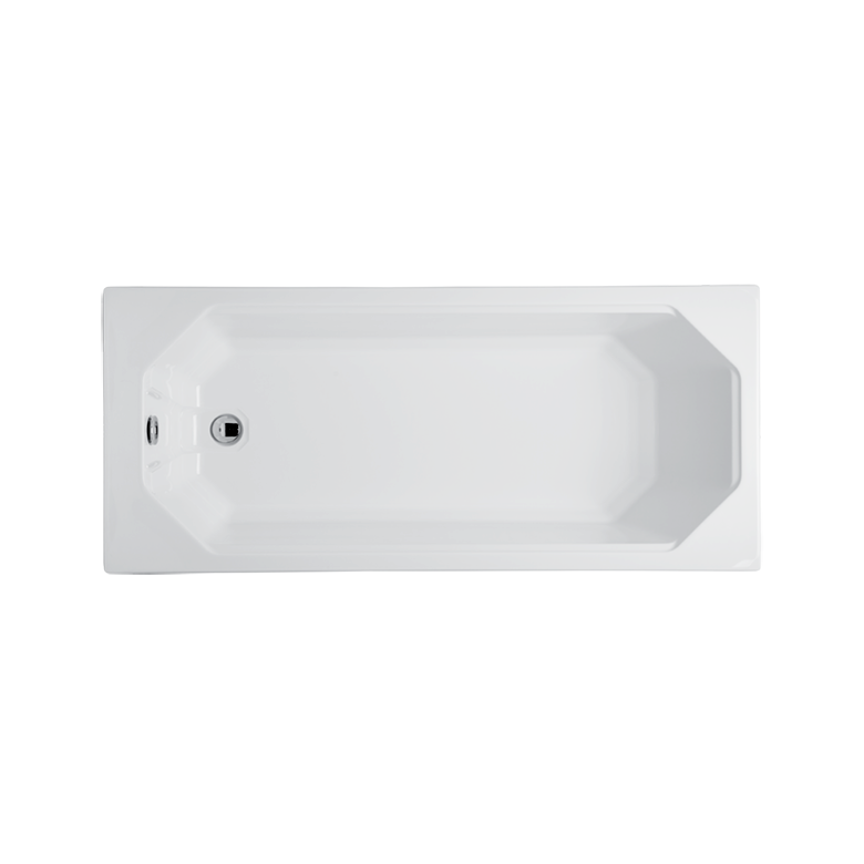 Camden Traditional Single Ended Bath - 1600, 1650, 1700mm