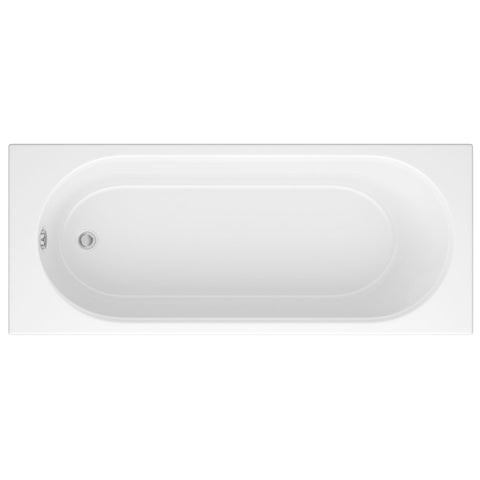 Cascade Single Ended Bath - 1500, 1600, 1700, 1800mm