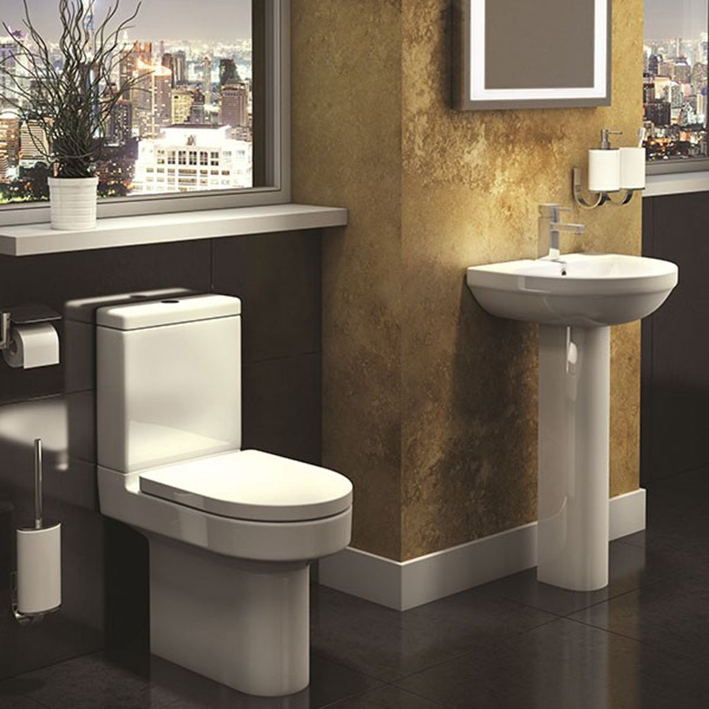 Code Bathroom Set