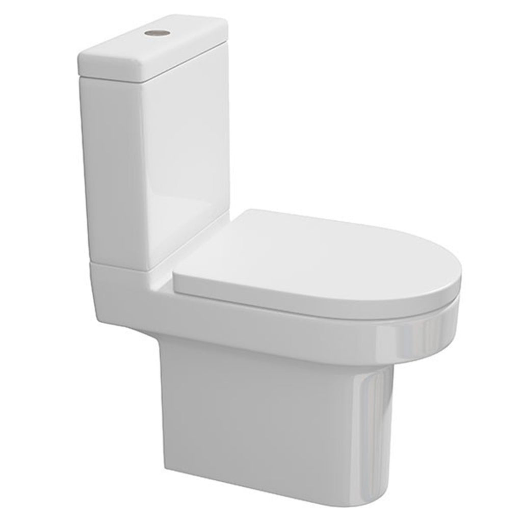 Code Close Coupled Toilet