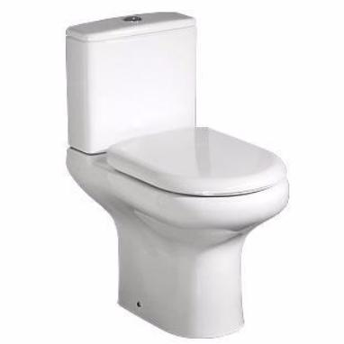 Compact Close Coupled Toilet