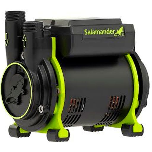 Salamander CT55+ Xtra 1.6 Bar Single Positive Head Shower Pump