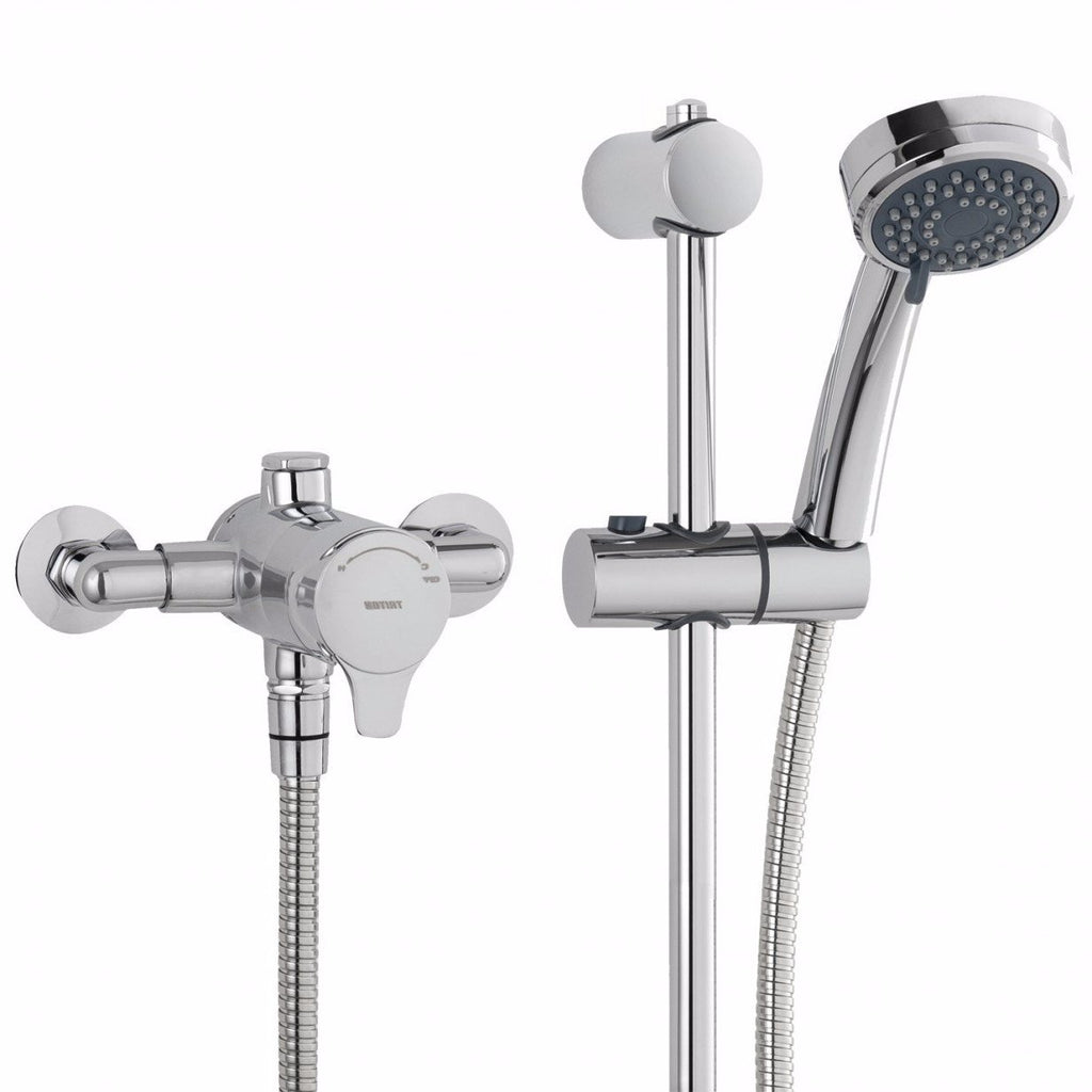 Dene Sequential Thermostatic Mixer