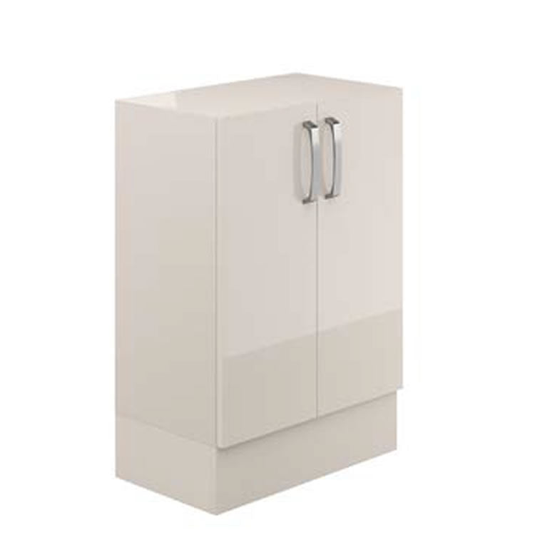 Avalon Cashmere 500mm Double Floor Standing Unit