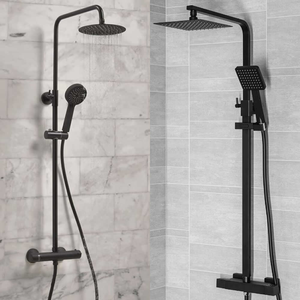 Drencher Showers From £99.00