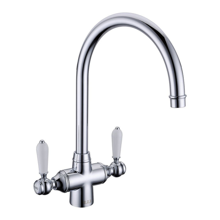 Traditional Chrome Kitchen Tap