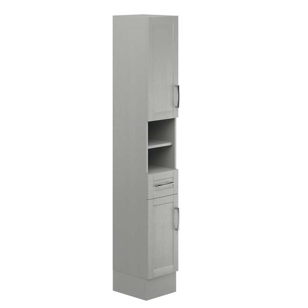 Avalon Dusk Grey Floor Standing Tall Unit