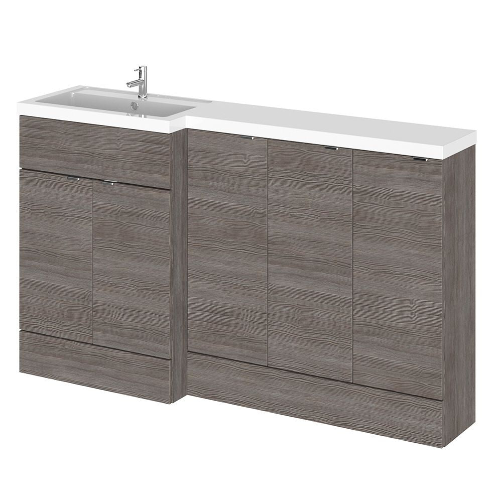 Full Depth 1500mm Combination Vanity Unit & Basin