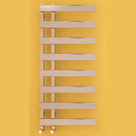 Futura Chrome Steel Radiators