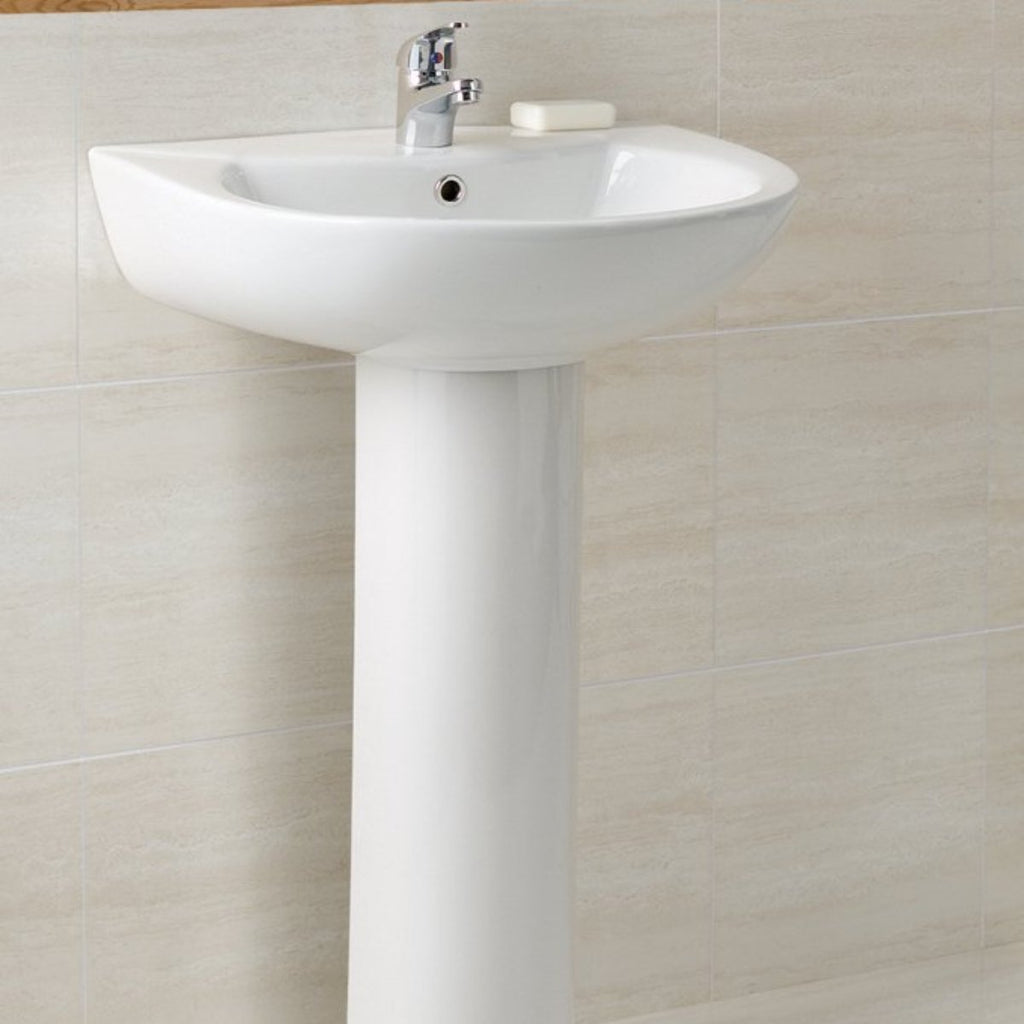 G2 Basin & Full Pedestal