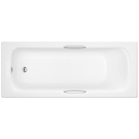 Granada II Single Ended Bath - 1500, 1600, 1700mm