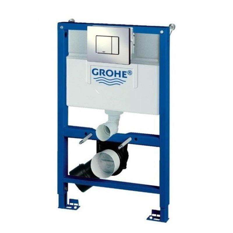 Grohe 3 in 1 Wall Frame System