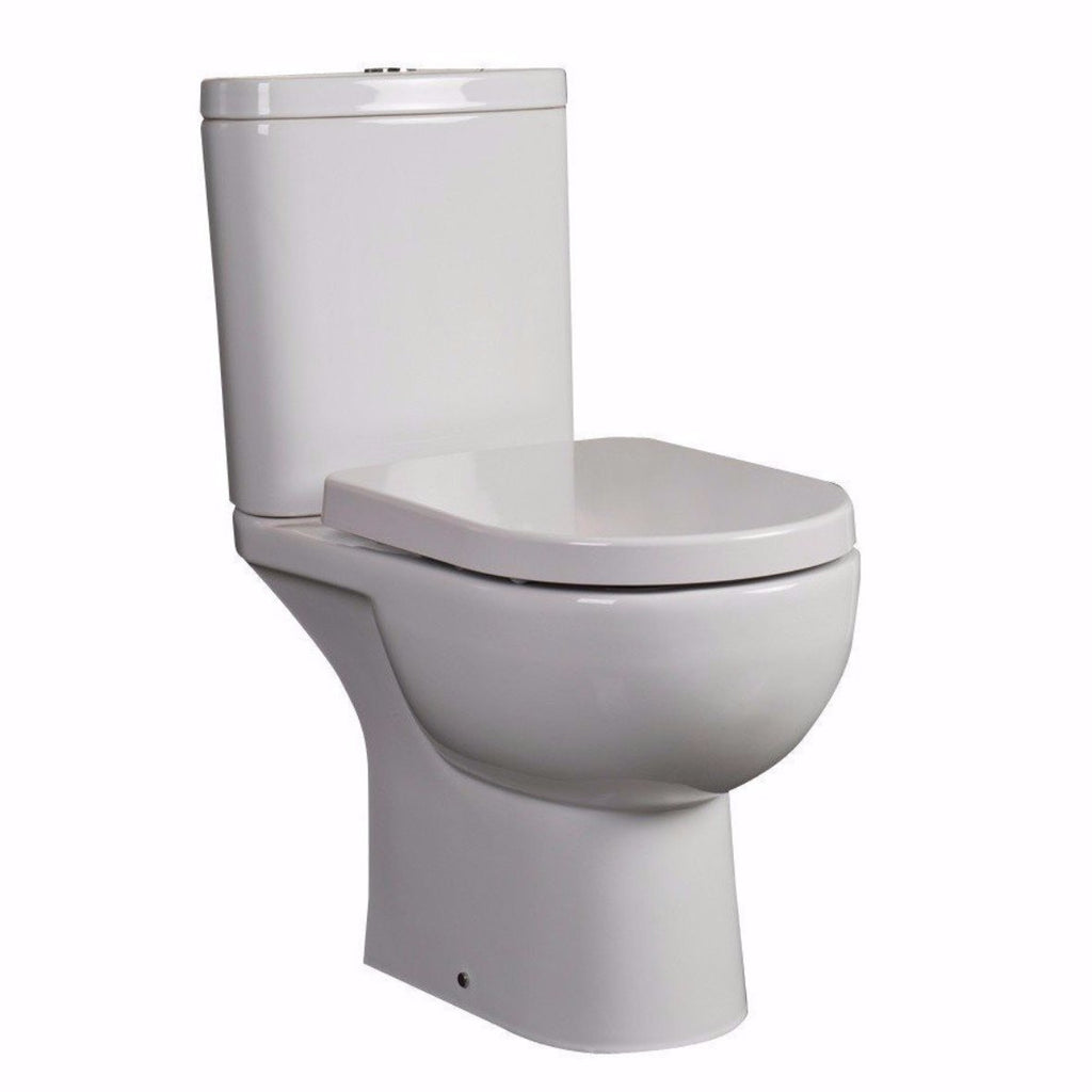 Tonique Close Coupled Toilet