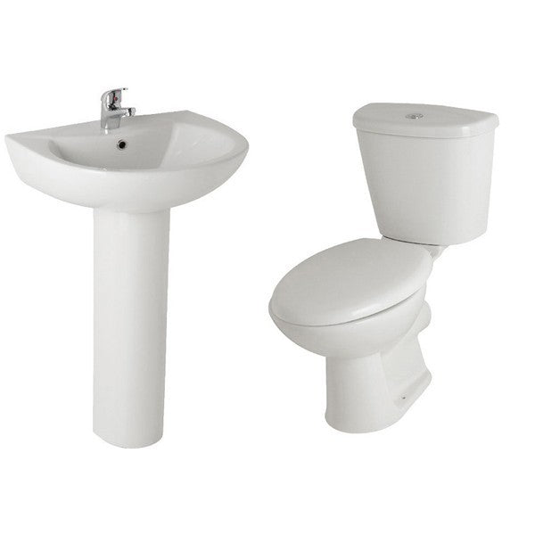 G2 Complete Bathroom Suite (RRP £400)