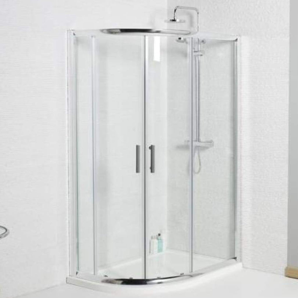 Koncept Offset Quadrant Shower Enclosure