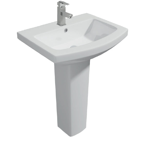 Trim Basin & Full Pedestal