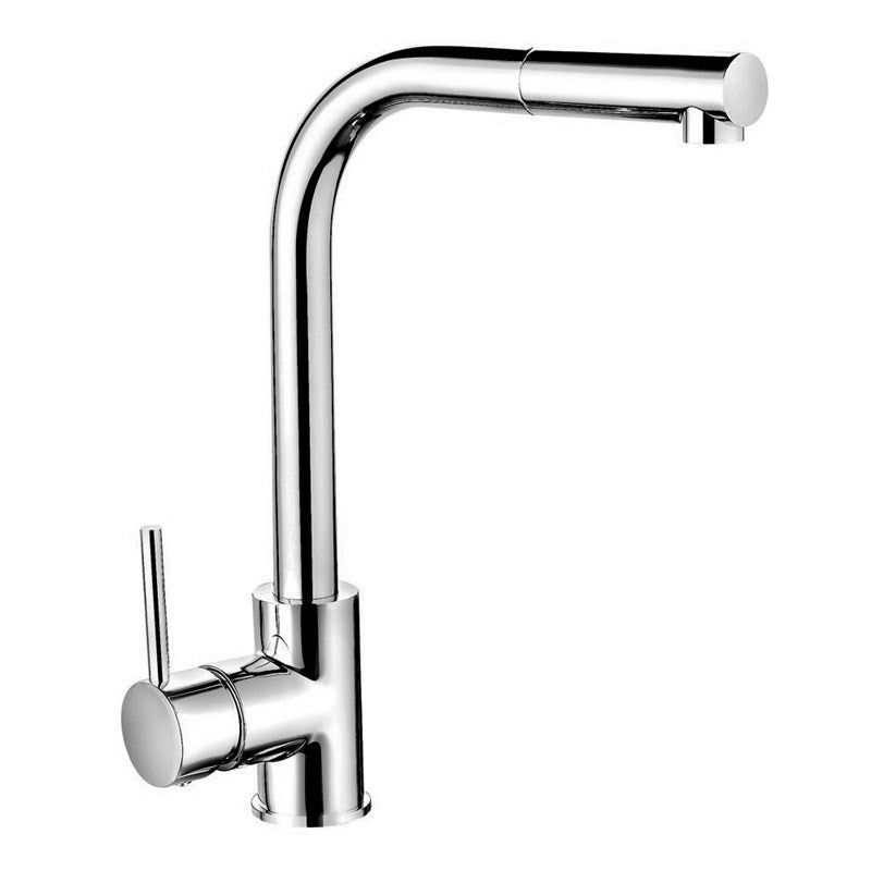 Cali Single Lever Mono Kitchen Sink Mixer (Pull Out)