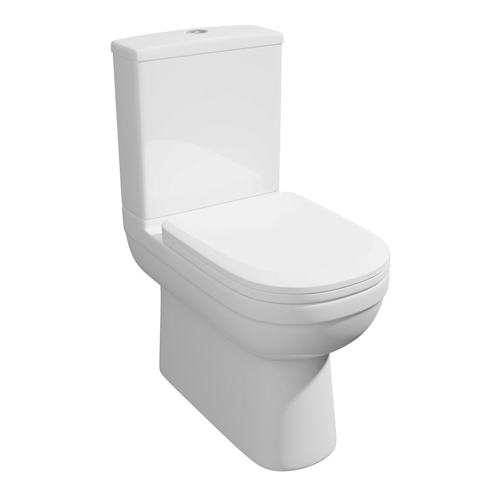 Lifestyle Close Coupled Toilet