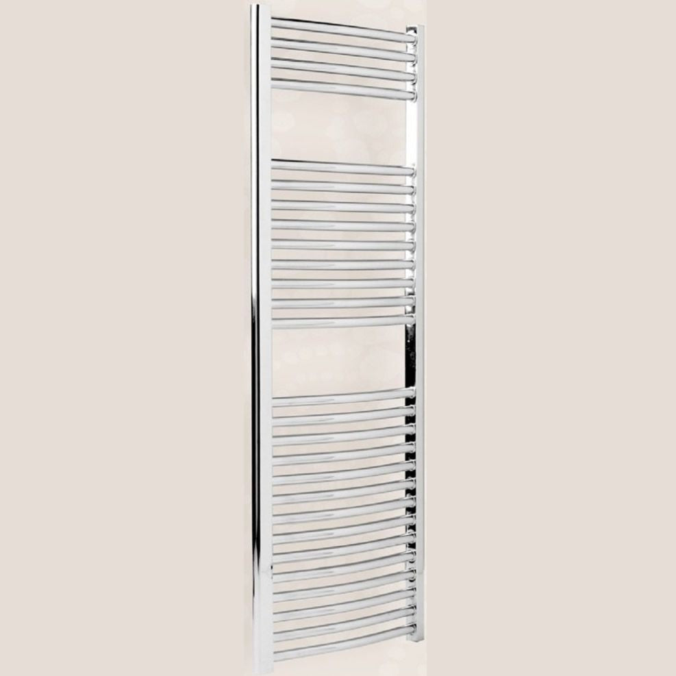 Curved Flat Towel Rail