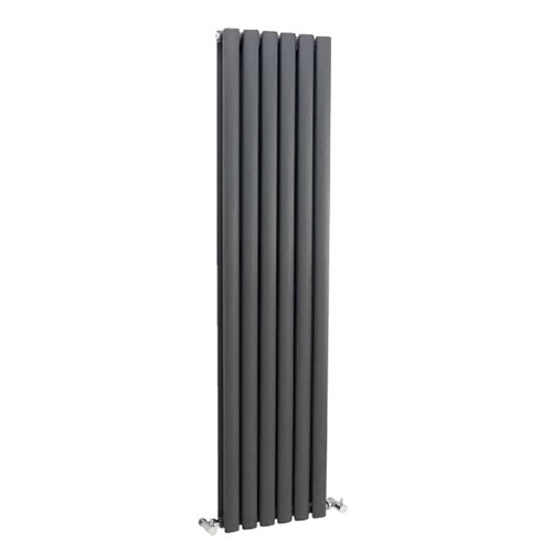 Statement Vertical Double Radiator