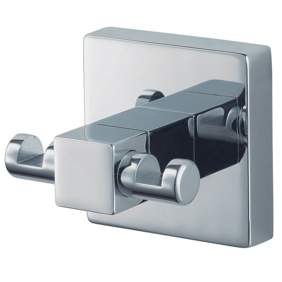 Mezzo Double Robe Towel Hook
