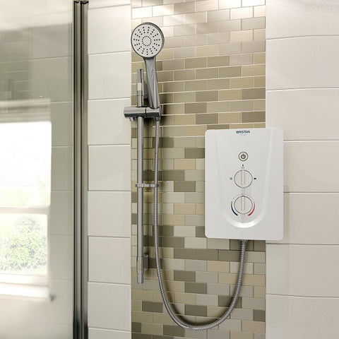 Smile Electric Shower