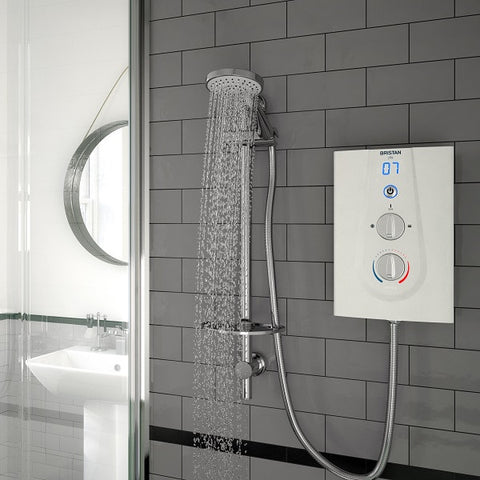 Joy Thermostatic Electric Shower