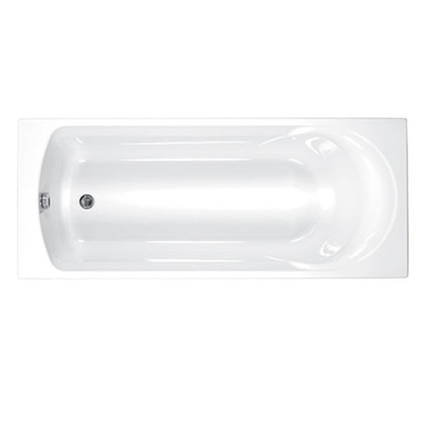 Arc Single Ended Bath - 1500, 1700mm
