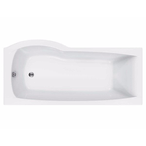 Delta Shower Bath - 1600, 1700mm