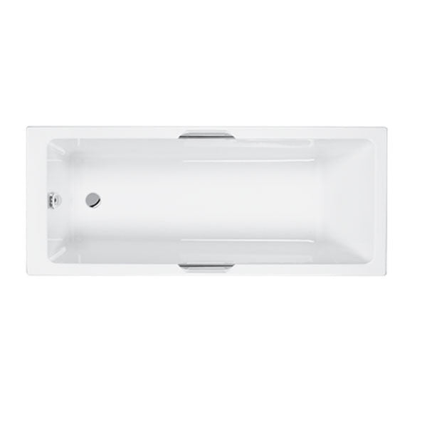 Integra Single Ended Bath - 1500, 1600, 1650, 1700, 1800mm